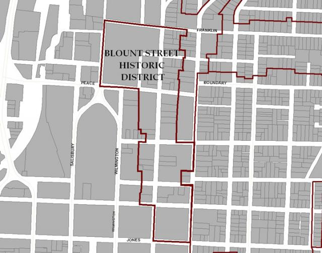 Blount Street Historic District