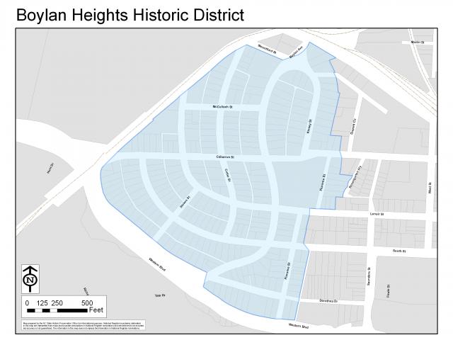 Boylan Heights Historic District