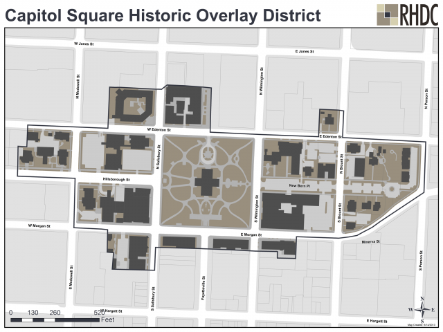 Capitol Square Historic Overlay District
