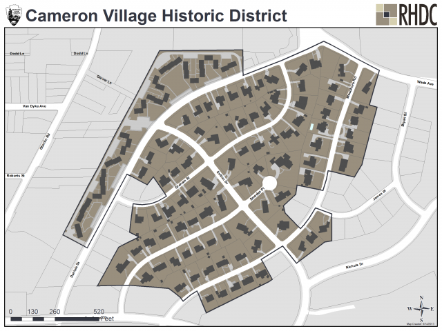 Cameron Village Historic District