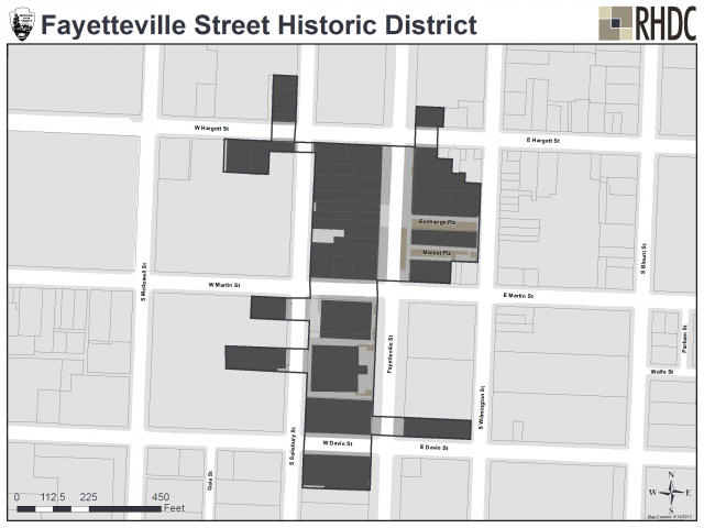 Fayetteville Street Historic District