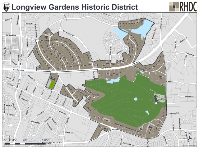 Longview Gardens Historic District