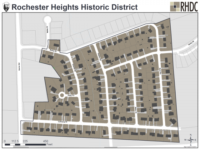 Rochester Heights Historic District