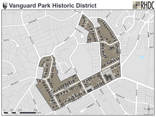 Vanguard Park Historic District