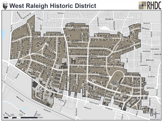 West Raleigh Historic District